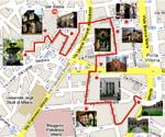 itinerari milano itinerari turistici a milano